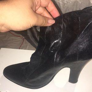 ***Rare**** Runway Betsey Johnson booties